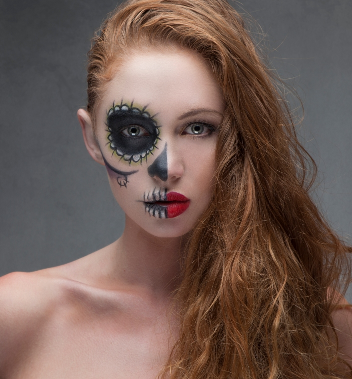 Photographer: Damien Bowerman Makeup: Brooke Pearson Model: Jessica Nicole Griffiths