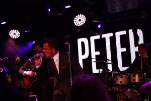 Peter Andre's 'Big Night' album launch