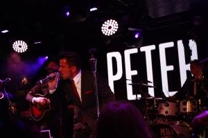 Peter Andre's 'Big Night' album launch
